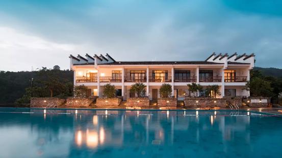 杭州千岛湖·山水间微酒店(?摄图网)